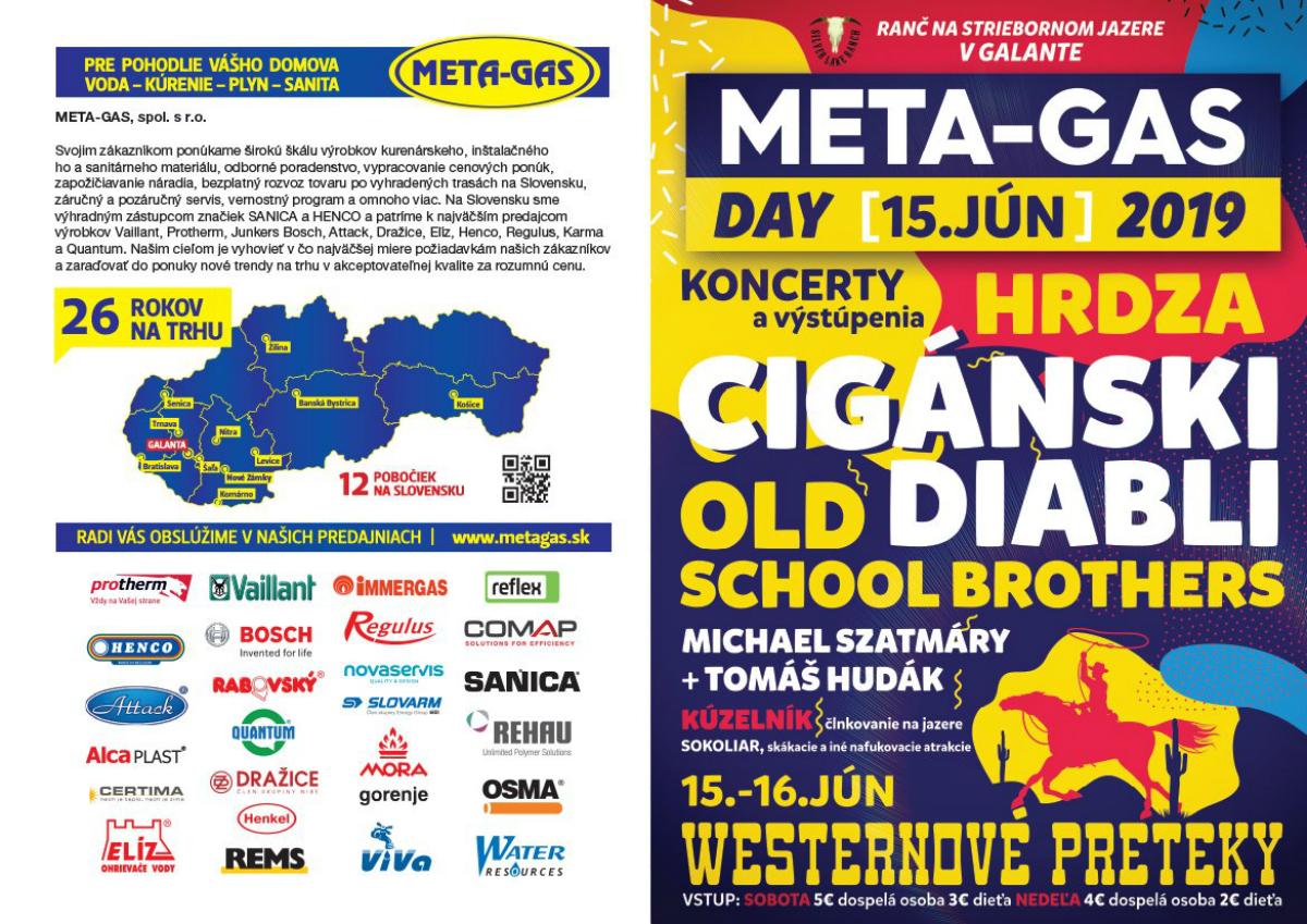 META-GAS DAY 2019 - Viva eshop